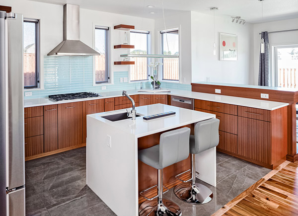 Island style – kitchen island trends - Synergy Cabinets