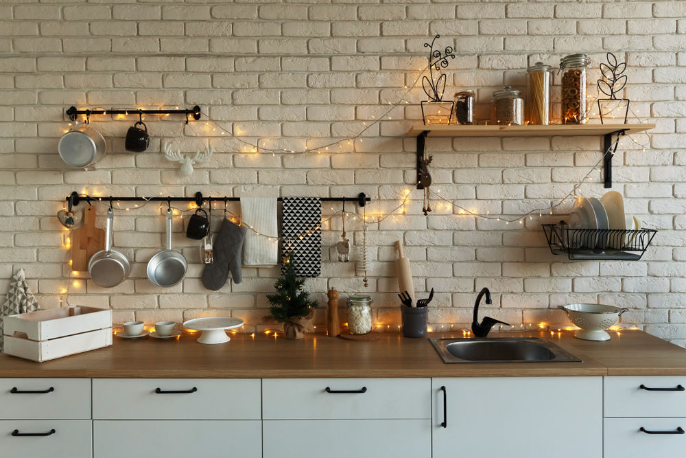 It must be the holidays! - Synergy Cabinets